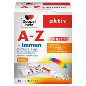 DOPPELHERZ A-Z+Immun DIRECT Pellets