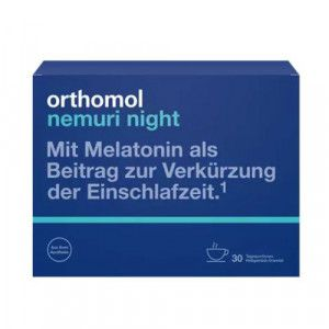 ORTHOMOL nemuri night Granulat